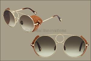 Chlo� Evokes the Wild Spirit of the Desert  In the New �Sierra� Sunglasses