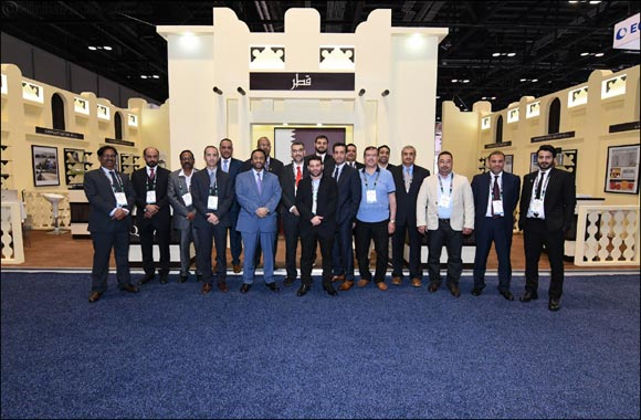 Qatar Development Bank supports Qatari SMEs projects at the 2018 National Plastic Exhibition