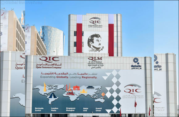 QIC Group reports Gross Written premiums of QAR 6.6 billion for the H1 2018