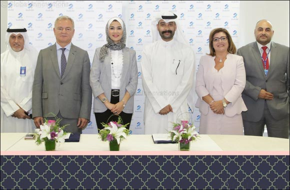"Burgan Bank's New In-house Learning & Development Center alongside Agreement with ""Knowledge Club 2018"" Pursues Excellence in Human Capital Development"