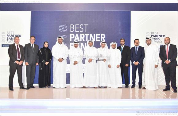 al khaliji wins 'Al Dhameen Best  Customer Satisfaction Award' for 2018
