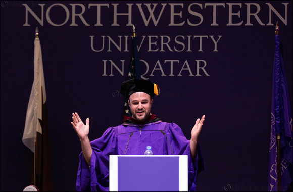Hollywood Producer/Northwestern Alumnus Speaks at NU-Q