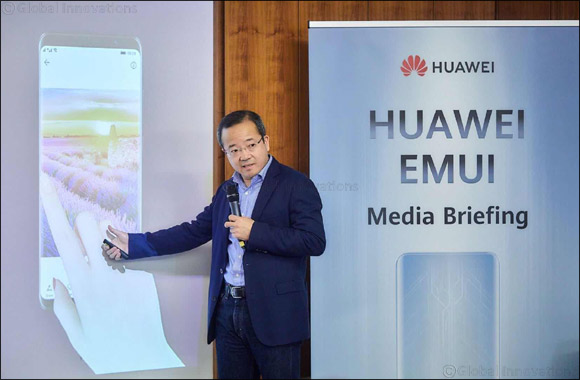 Huawei Announces EMUI 9.0, an Android Pie-Based Operating System Designed to Enhance Users' Quality of Life
