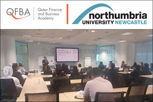 QFBA flags off the first academic year of Northumbria University in Qatar