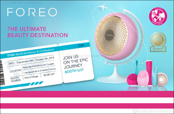 FOREO To Attend TFWA: the World's Largest Travel Retail Show