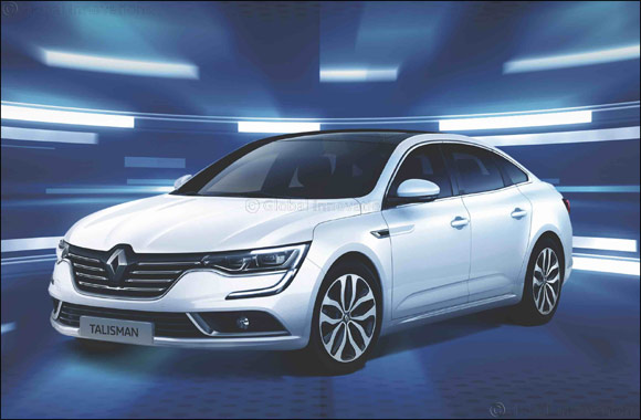 Discover the Perfect Blend between comfort and high performance on the road with the Renault Talisman