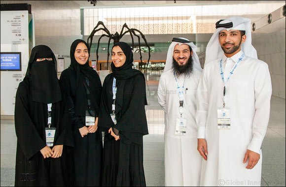 Carnegie Mellon University in Qatar graduates showcase diabetes-related research at CUDOS 2018