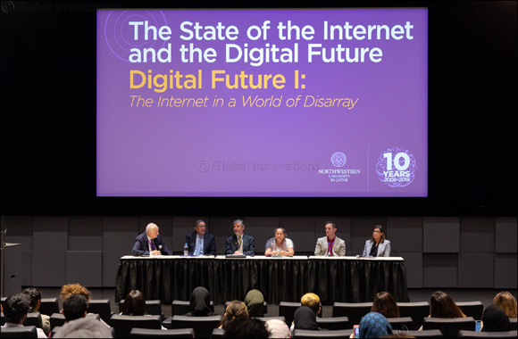 NU-Q Symposium Explores Challenges and Opportunities in a Digital World