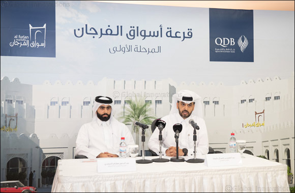 QDB announces accepting applications for registration in Al Furjan Markets Draw starting October 21, 2018 through Al Furjan mobile application
