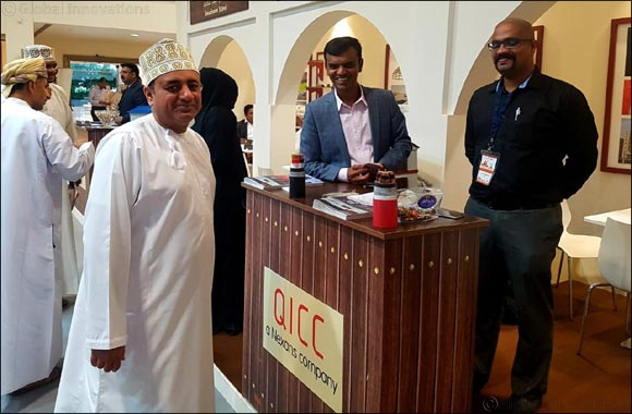 Qatar International Cable Company (QICC) participates at Infra Oman 2018 to develop export from Qatar