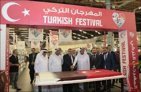 "Al Meera launches the ""Turkish Festival"""