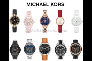 Michael Kors Dials Up the Glamour for Holiday 2018