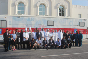 Sealine Beach, a Murwab Resort organizes blood donation day