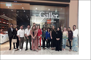 Galler Chocolatier joins the fight against Breast Cancer