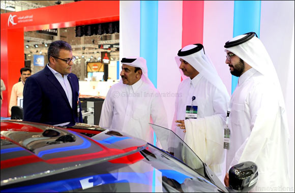 QIC Insured, official insurer of Qatar Motor Show gathered huge response
