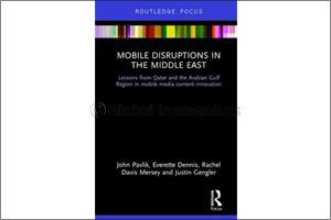 Book Explores Mobile Media Disruption in Middle East