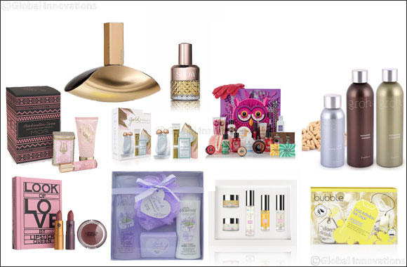 Twelve Holiday Gifts for the Beauty-Obsessed Woman