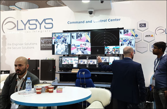 Lysys group of companies continues to demonstrate strong commitment to the Qatari market with its participation at Milipol Qatar