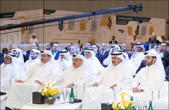 "QDB kicks off Qatar Entrepreneurship Conference ""ROWOD Qatar 2018"""