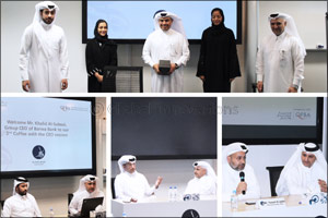 Qatar Finance and Business Academy successfully completes �Coffee with CEOs� series