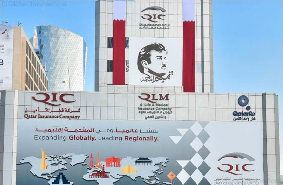 Heading: QIC ranked as Top Investment House from MENA region