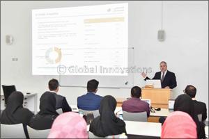 al khaliji hosts Qatar University students for an intriguing session on �Risk Management�