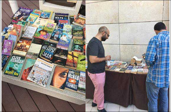 Book Swap initiative by City Centre Rotana Doha succeeds in bringing together Qatari book connoisseurs