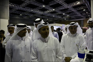 Qatar Finance and Business Academy (QFBA) Northumbria takes part in University Expo Qatar