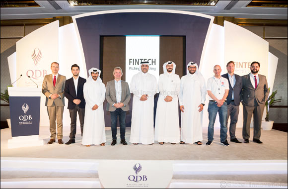 QDB launches FinTech Pitching and Coaching day