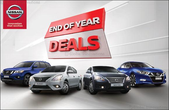 Nissan Al Babtain Unveils Special Seasonal Deals