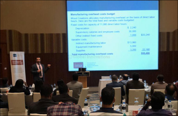 Qatar Finance and Business Academy conducts CMA P1 Bootcamp in association with  IMA Doha Chapter LLC(G)