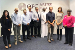 Qatar Finance and Business Academy collaborates with Qatar Financial Centre Authority to deliver a s ...