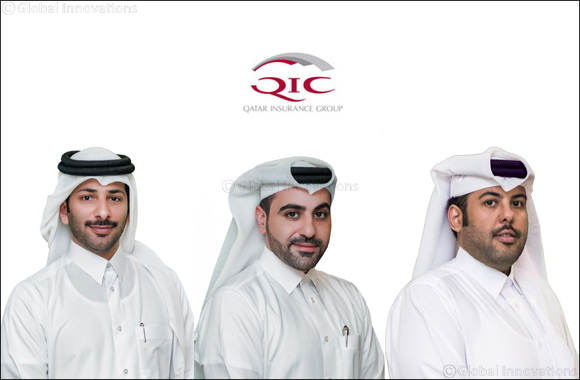 Qatar Insurance announces promotion of three senior executives