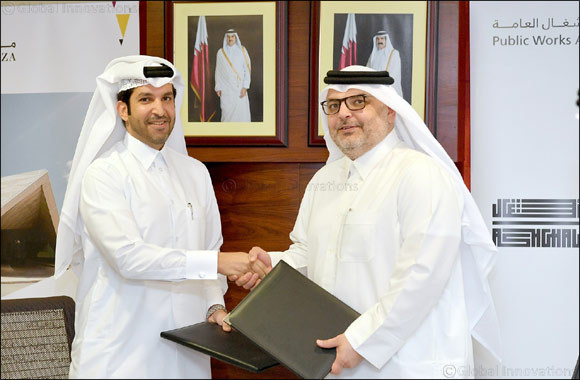 MEEZA signs a strategic contract with Ashghal for Managed IT Services and Data Centre Services