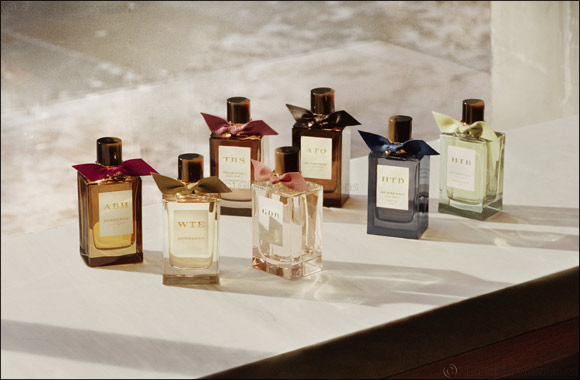 Introducing Burberry Bespoke Fragrances