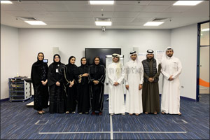 Qatar Financial Centre (QFC) partners with QFBA to run the pilot program for the first batch of gene ...