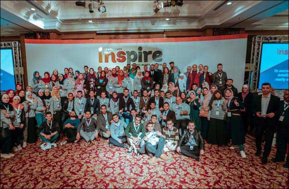 "Education Above All and the United Nations Development Programme students in Gaza host the first of its kind conference ""INSPIRE 2019"""
