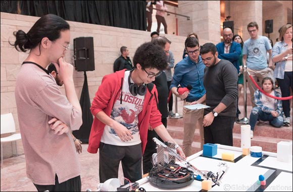 Qatar Academy wins 15th edition of Botball at CMU-Q