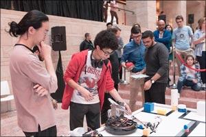 Qatar Academy wins 15th edition of Botball at CMU-Q