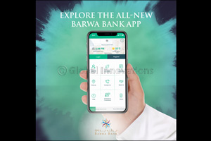 Barwa Bank launches the new mobile banking application