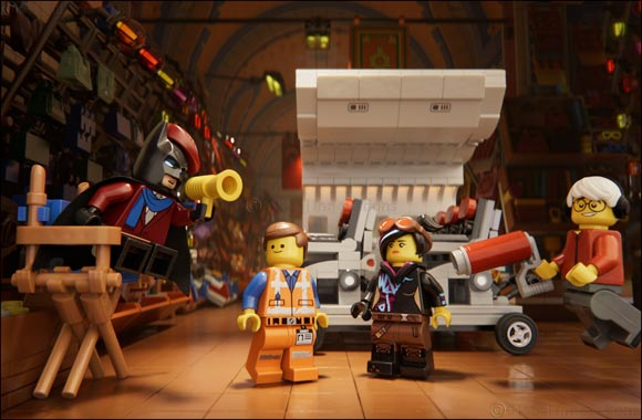 Turkish Airlines introduces its new The LEGO® Movie 2 Inflight Safety Video, before moving its monumental new home base, Istanbul Airport.