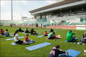 Barwa Bank celebrates 8th National Sport Day with employees and families