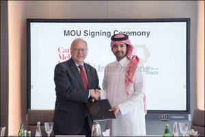 CMU-Q, Barzan Holdings sign MoU to promote scientific research