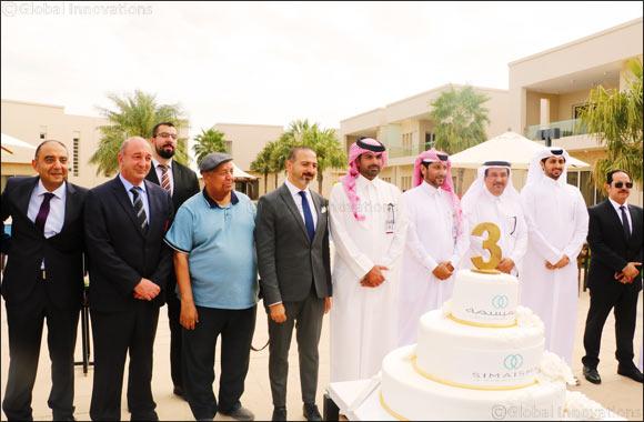 Simaisma, A Murwab Resort, celebrates its 3rd anniversary
