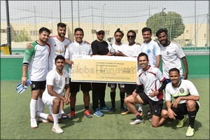 al khaliji hosts its 5th Annual Football Tournament