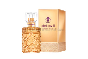 Roberto Cavalli launches new Florence Amber