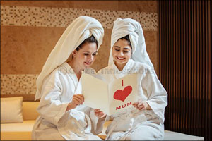 Celebrate Mother's Day at the Ritz-Carlton, Doha