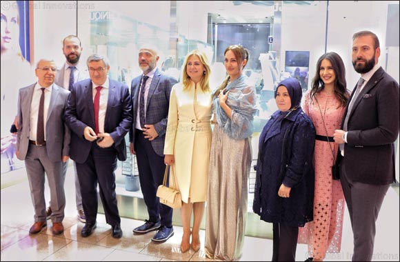 Turkey's biggest jewelry chain Atasay opens at Doha Festival City with a Qatar exclusive capsule collection