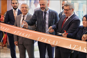 Turkey's biggest jewelry chain Atasay opens at Doha Festival City with a Qatar exclusive capsule col ...