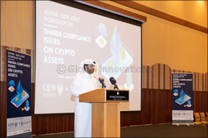 Qatar Development Bank and ADFIMI jointly host workshop on �Shariah Compliance Issues of Crypto Asse ...
